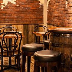 ヴェネチア酒場 オンブラ / ヴェネツィア酒場 Ombra テーブル