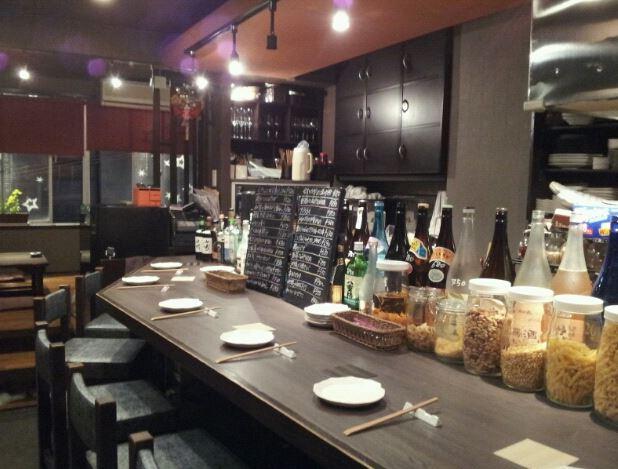 Cicos Kitchen/カウンター席